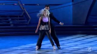 Chelsie & Mark - Bleeding Love (SYTYCD-S04E10) #Hip Hop