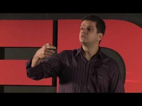 Palestra sobre Segurança Pública no TEDx