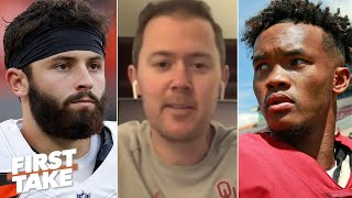 Lincoln Riley on Baker Mayfield's critics, Kyler Murray's rookie-season success   First Take