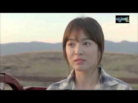 Descendants Of The Sun behind the scene Song Joong Ki and Song Hye Kyo eng sub