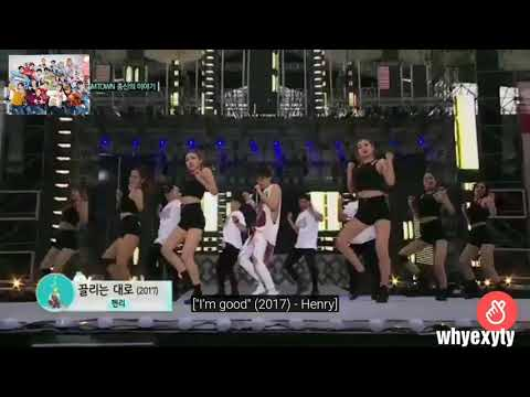 [Eng Sub] Lee Sooman Reaction to Mark NCT & Henry Perfomance