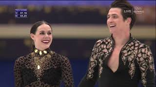 2017 NHK VIRTUE & MOIR SD CAN OC