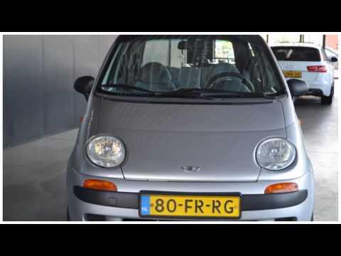 Daewoo Matiz 0.8I EUROPE 124dkm Nieuwe APK Inruil mogelijk