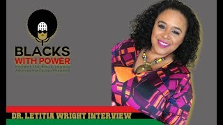 Crowdfunding the Black Revolution with Dr. Letitia Wright