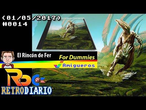RetroDiario Noticias Retro Commodore y Amiga (01/05/2017) #0014