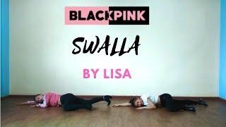 SWALLA - LISA Dance Cover ft. Karuna Tamang | NEPAL