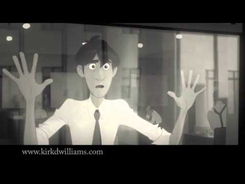 The Paperman (Re-composed)