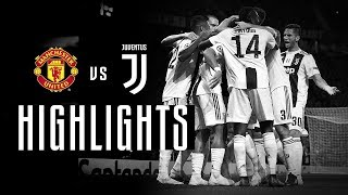 Man Utd-Juve | The Champions League highlights, as you haven't seen them before