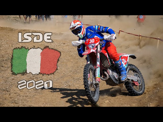 Best-of ISDE Italie 2021   J4