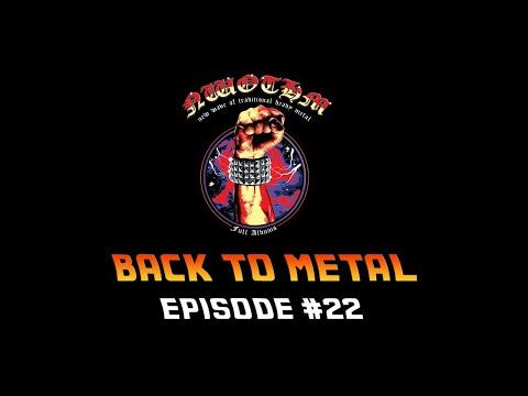 Back To Metal #22