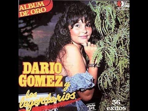 DARIO GOMEZ Y LOS LEJENDARIOS  MIX. (Coleccion de exitos)