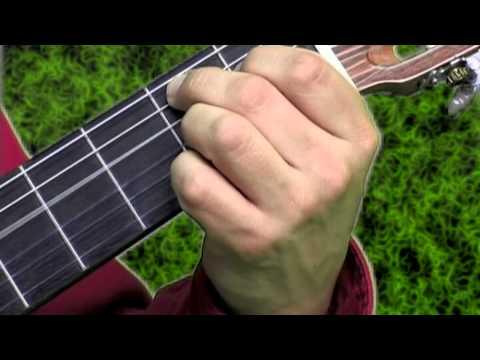 Curso de guitarra, COMO TOCAR PASILLOS