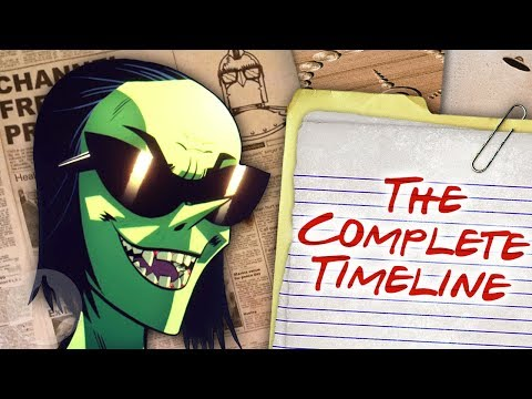 Ace In Gorillaz?! Full Story & Secrets Explained - Cartoon Conspiracy (Ep 207)   Channel Frederator