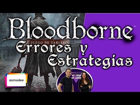 BLOODBORNE Juego De Mesa | Errores habituales | Estrategias y Trucos Para Ganar