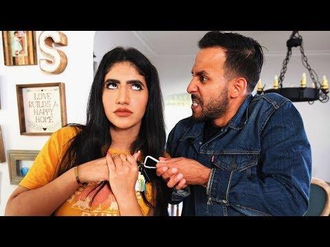 Brother vs Sister | Anwar Jibawi & Noor Stars