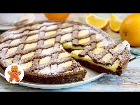Шоколадный Апельсиновый Пирог ✧ Нежный и Тающий