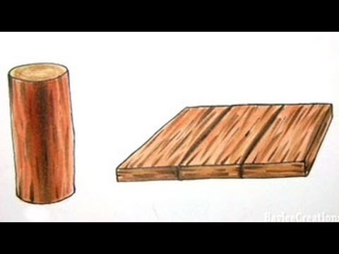 Copic Wood Texture Tutorial Youtube