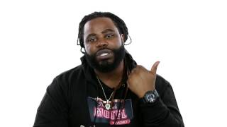 Darren Brand aka Big Baby Explains How To Eat The Box On Valentine's Day