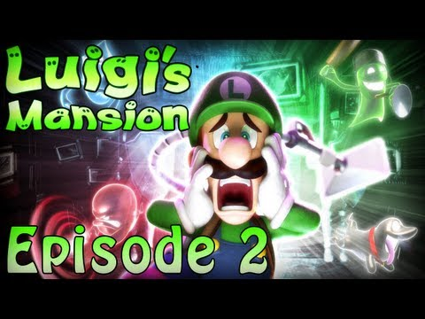 luigi s mansion | episode 2 - let s play