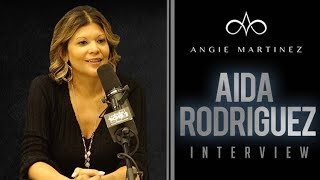 Comedian Aida  Rodriguez Talks Tiffany Haddish, Beyonce + HBO Specials
