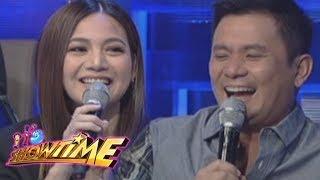 "It's Showtime: Hurado Ogie supports Hurado Kyla's ""knock-knock"" joke"