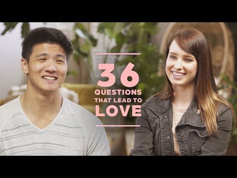 Can 2 Strangers Fall in Love With 36 Questions? James + Sonja