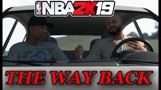 NBA 2K19 THE WAY BACK PRELUDE ALL CUTSCENES