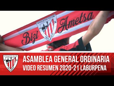 ASAMBLEA GENERAL ORDINARIA | Video resumen 2020-21