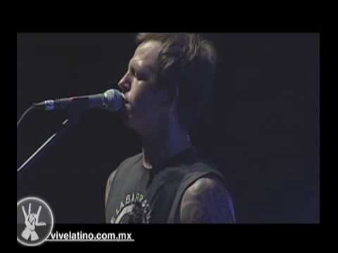 Presentación - Molotov en el Vive Latino 2009 - Blame me