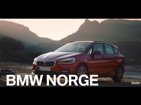 The new BMW 2 Series Active Tourer  Official launchfilm