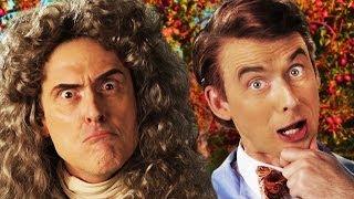 Sir Isaac Newton vs Bill Nye. Epic Rap Battles of History Season 3.