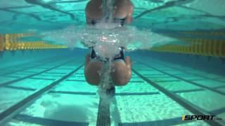 Freestyle Swimming Drills: Flip-turn Progression