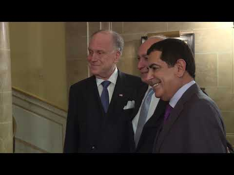 Peres Center Honors Ronald S. Lauder At Intimate Dinner