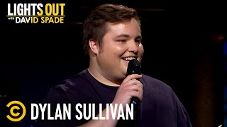 How to Tell When You're Getting Too Fat - Dylan Sullivan - Lights Out with David Spade