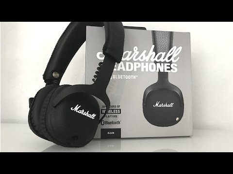 video Marshall Mid Wireless Headphones: A Complete Review
