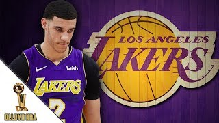 Lonzo Ball Benched By Los Angeles Lakers For Rajon Rondo!!! | NBA News