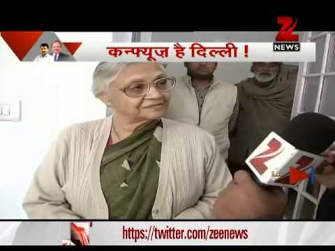 Inflation, corruption not reason for Congress defeat: Sheila Dikshit