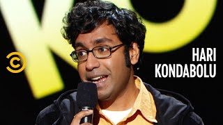 Portland Is Very Progressive - Hari Kondabolu