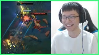 Madlife With The Perfect Blitzcrank Juke - Best of LoL Streams #445