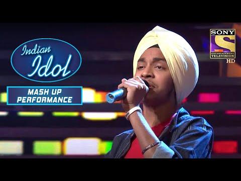 """Gal Mitthi Mitthi Bol"" पर एक मज़ेदार Performance | Indian Idol | Mashup Performance"