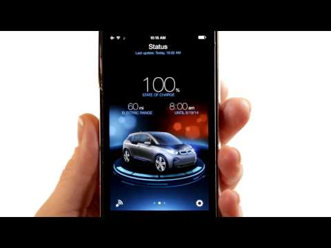 BMW iRemote App: Remote Services