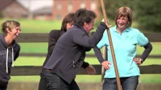 Video: Team Building à la Ferme Château de Laneffe