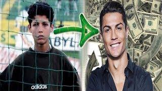 10 Futbolistas que nacieron en la pobreza y ahora son millonarios