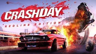 Crashday Redline Edition - Megjelenés Trailer