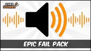 Epic Fail Compilation - Sound Effect [HD]