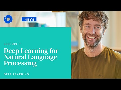 DeepMind x UCL   Deep Learning Lectures   7/12    Deep Learning for Natural Language Processing