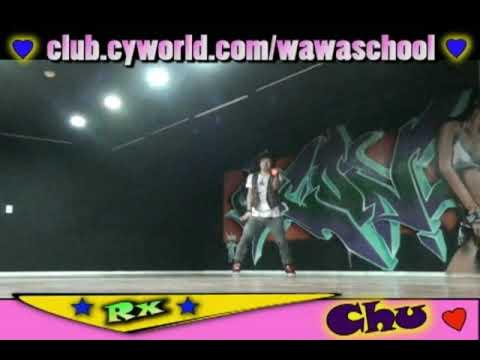 WAWA DANCE ACADEMY FX CHU DANCE STEP