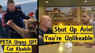 Matt Serra Attacks Unlikeable Ariel Helwani   PETA Goes After Khabib & UFC   Ben Askren vs Danis