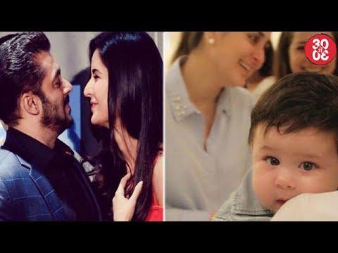 Salman Khan's Concerning Act For Katrina Kaif   Mommy Kareena Annoys Baby Taimur