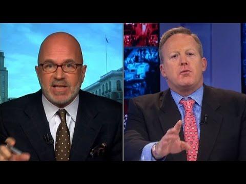CNN host, RNC spar over hacking report